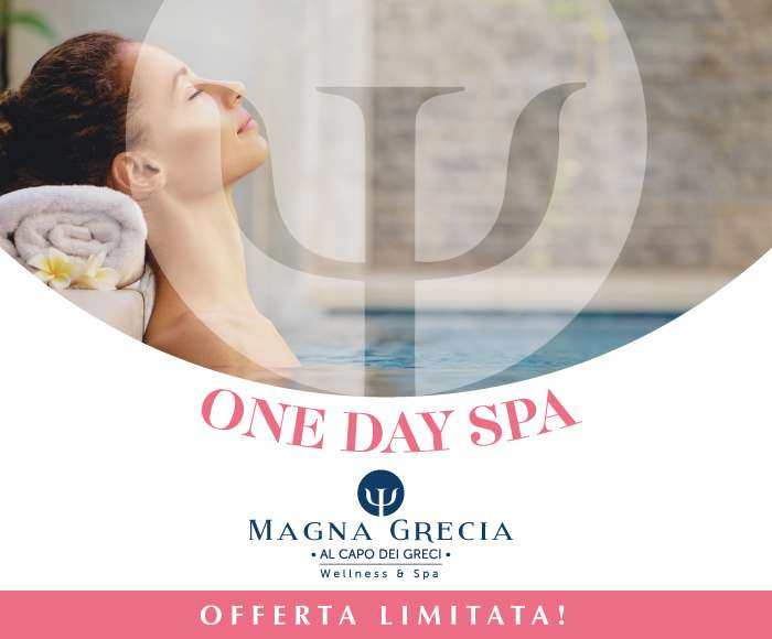 Regalo: One day SPA