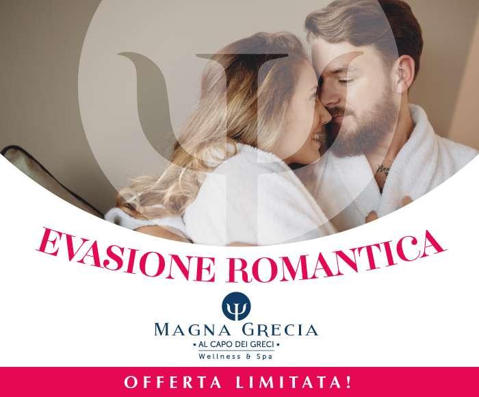 Regalo: Evasione romantica