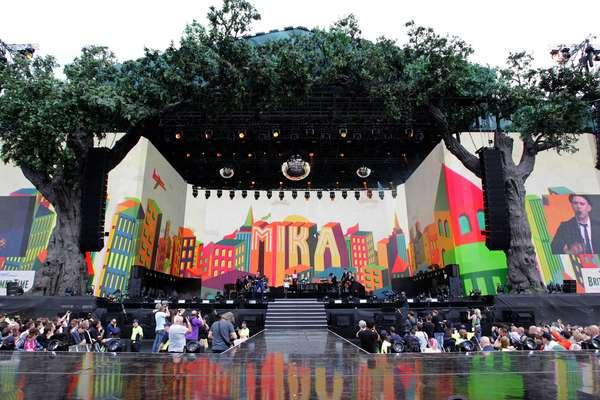 Concerto Mika: Idee regalo compleanno a Taormina