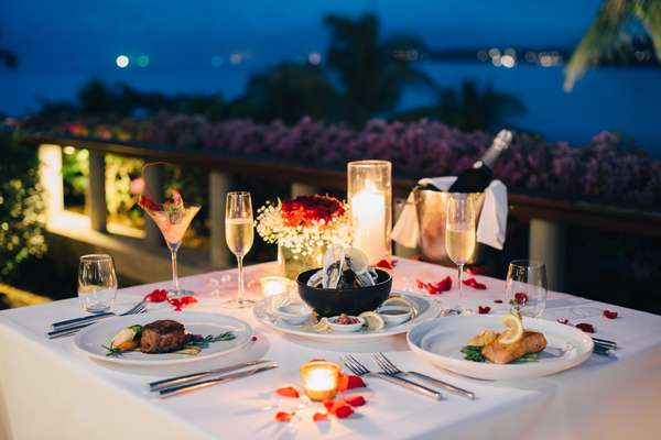 Cena romantica: Idee regalo compleanno a Taormina