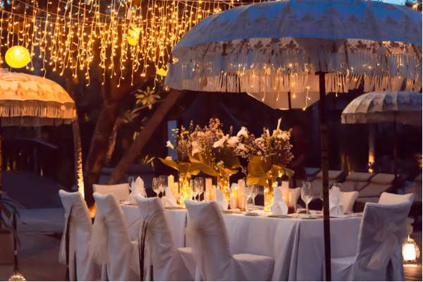 Banqueting per cerimonia