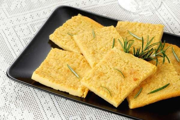cucina siciliana: panelle