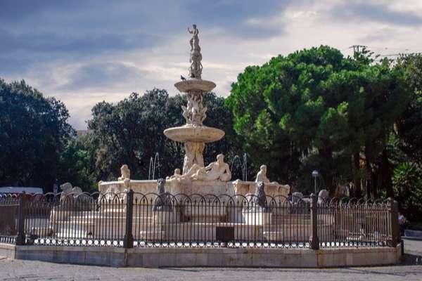 Messina fontana di Orione