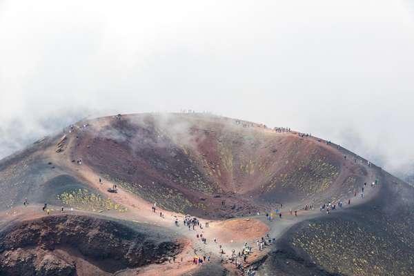 Parco Etna trekking