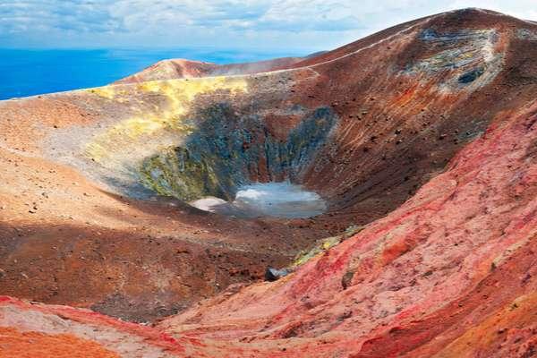 cratere Vulcano