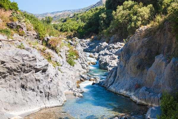 Sicilia Gole dell'Alcantara