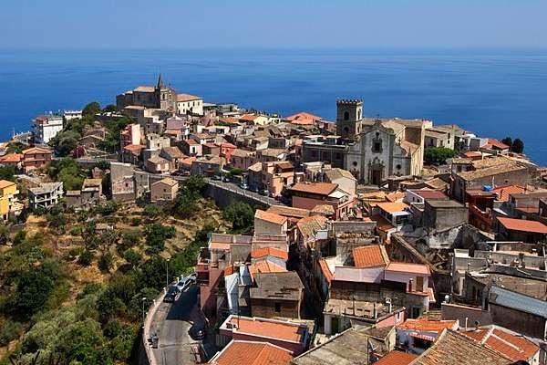Forza d'agrò Sicilia