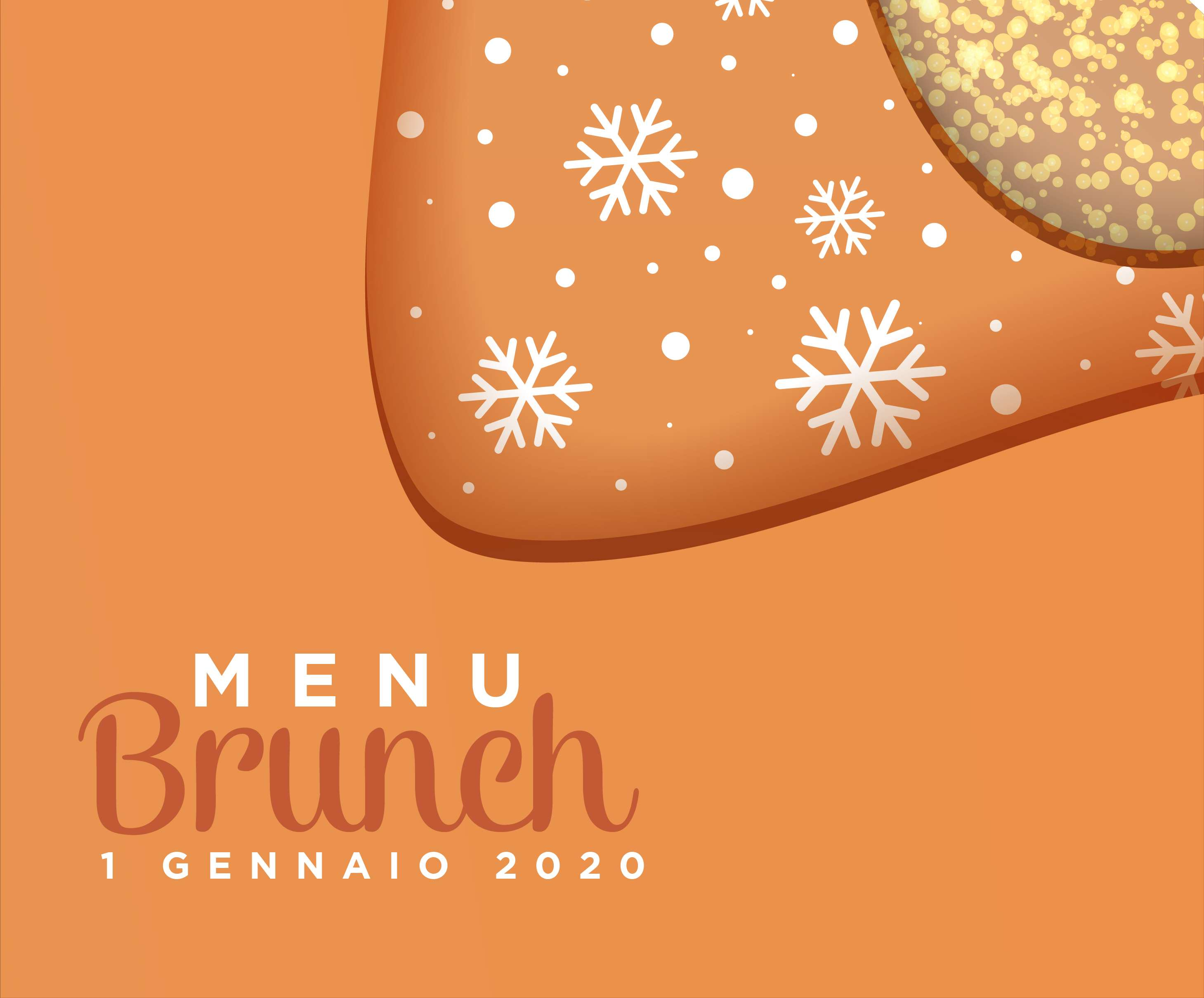 Menù Brunch dell'1.01.20