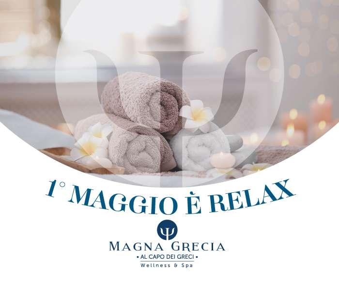 Primo Maggio é Relax