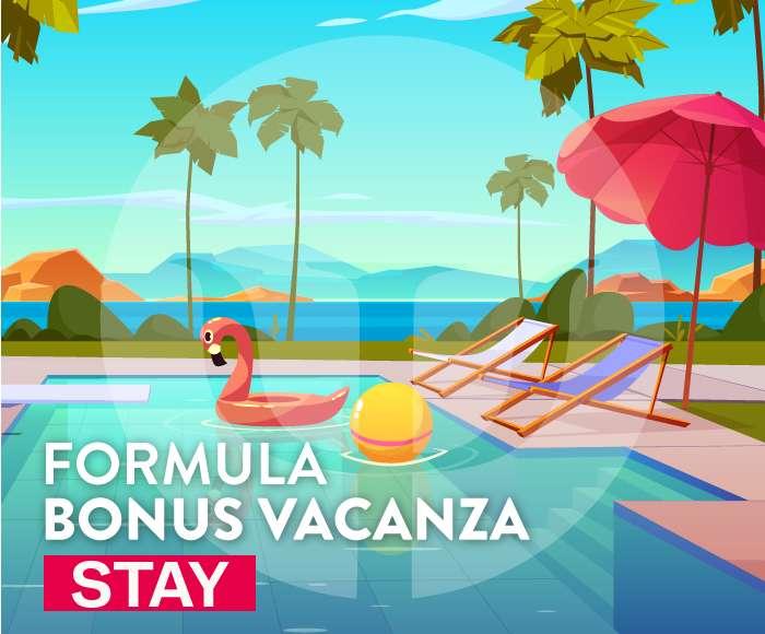 Formula bonus vacanze STAY