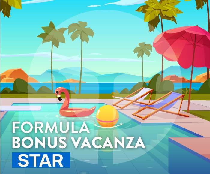 Formula bonus vacanze STAR