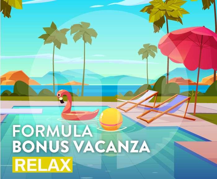 Formula bonus vacanze Relax