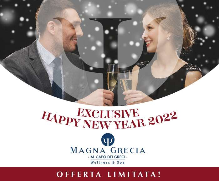 Exclusive Happy New Year 2022 - 1 notte