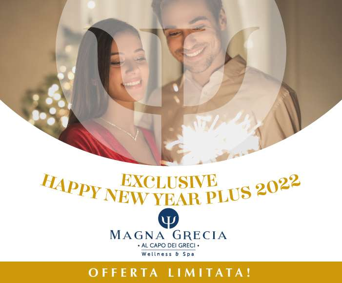 Exclusive Happy New Year Plus 2022 - 1 notte